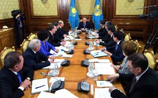 Participation in the meeting of the Working Group for reauthorization of governmental departments