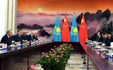 Meeting with Li Keqiang, Premier of the State Council of the People's Republic of China