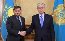 President Kassym-Jomart Tokayev held a number of meetings with members of the National Council of Public Trust